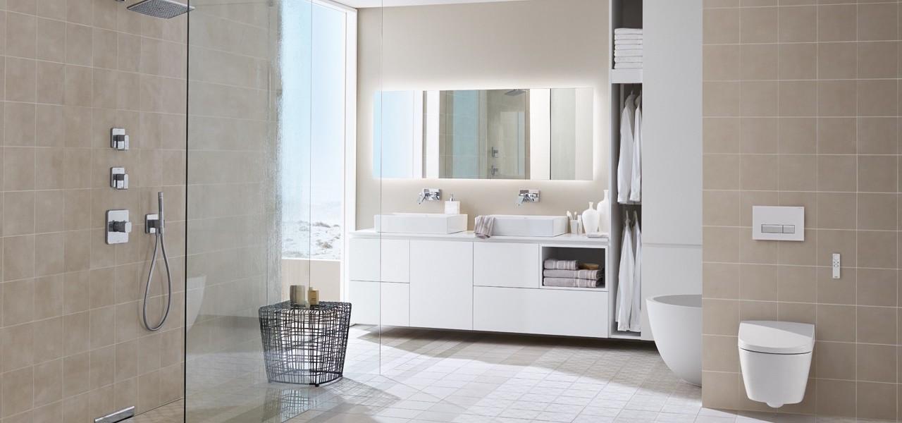 Nyt moderne badeværelse?